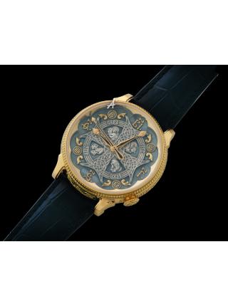 Часы Византийский крест